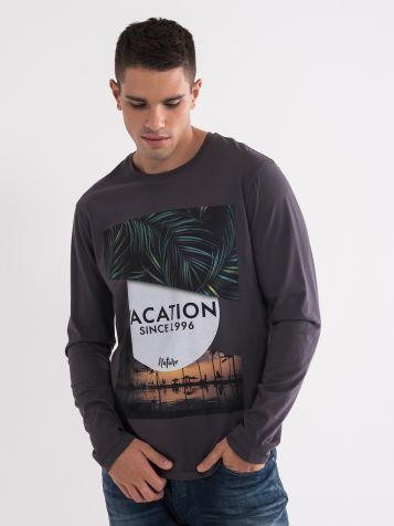 Moška majica Vacation