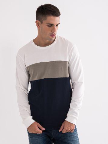Tribarvna majica