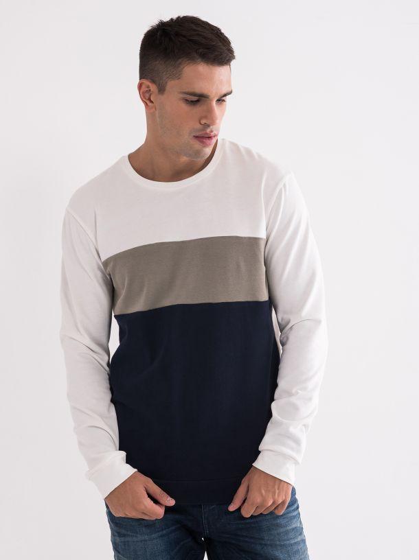 Majica u tri boje