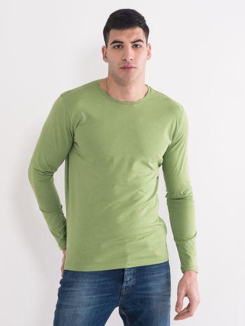 Basic majica zelena