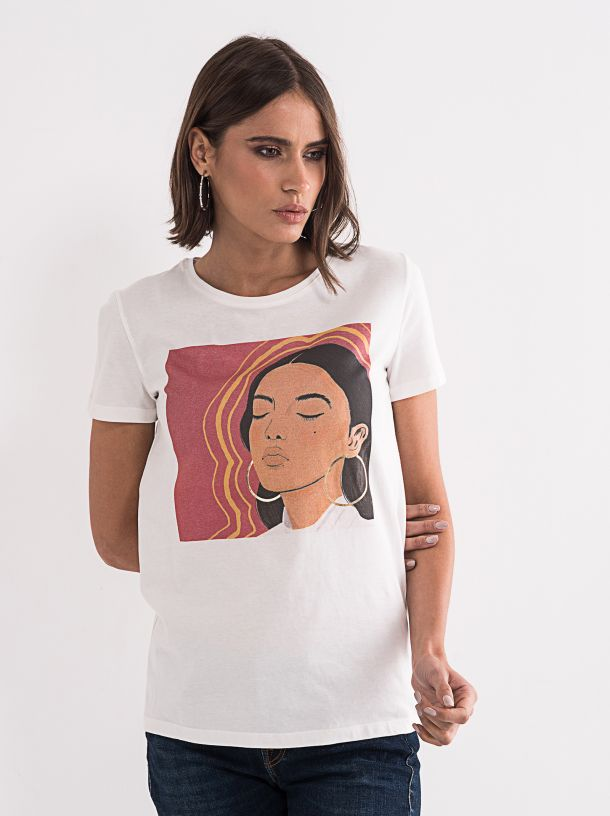 Casual ženska majica