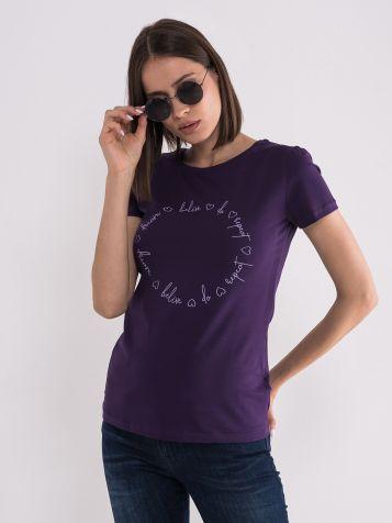 Pamučna zenska majica