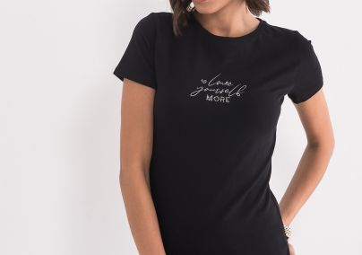 Pamučna ženska majica