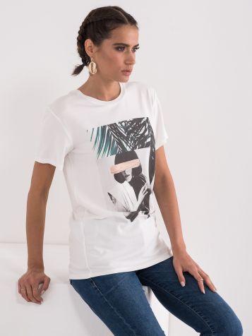 Casual majica sa printom