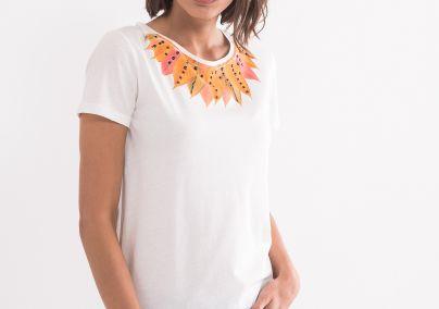 Majica sa printom lišća