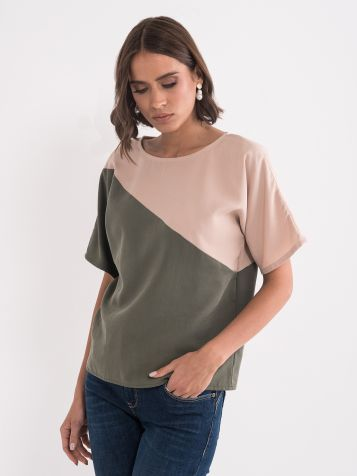 Oversize ženska majica