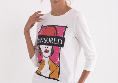 Majica Censored
