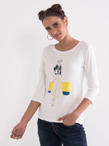 Ženska majica Regular fit