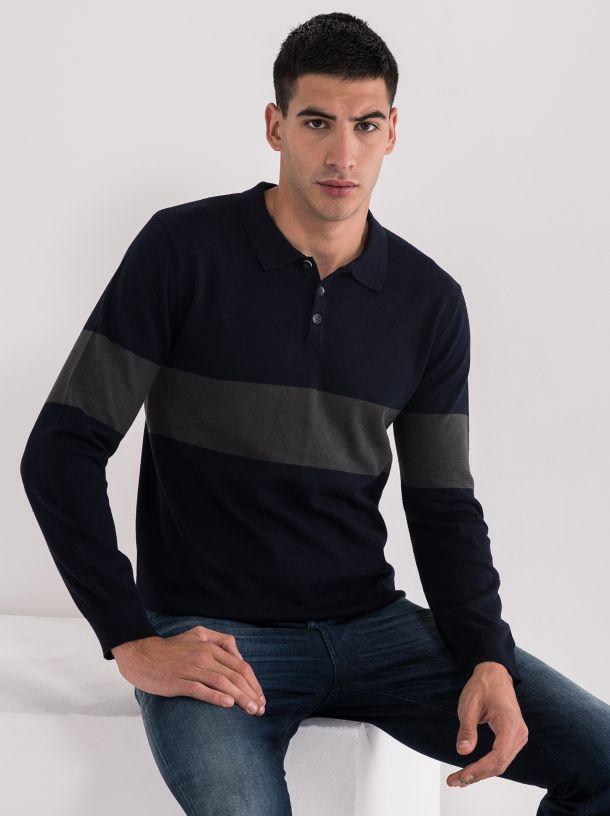 Džemper sa kragnom