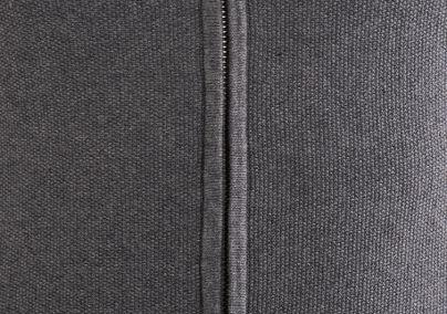 Sivi muški džemper