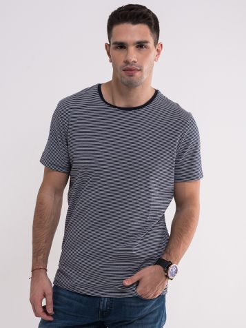 Muška prugasta majica