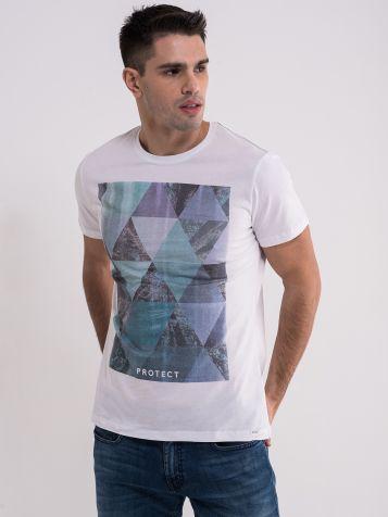 Muška majica sa printom