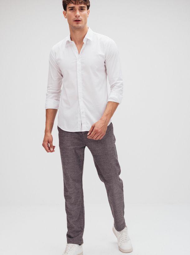 Basic košulja bela