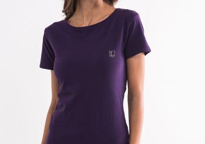 Basic majica ljubičasta