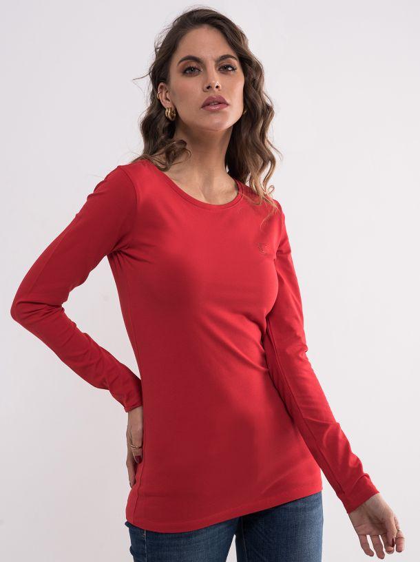 Crvena basic majica