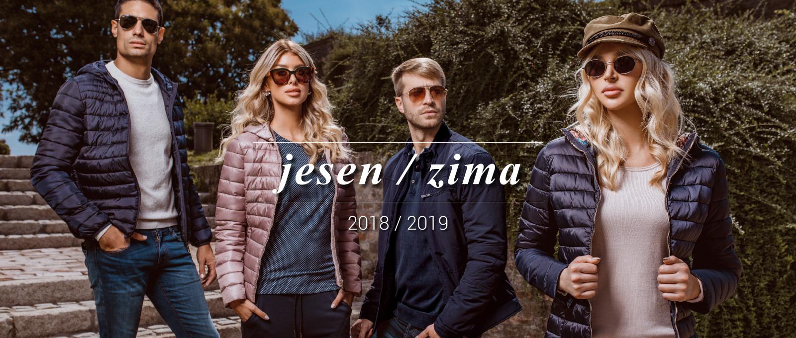 nova kolekcija jesen/zima 2018 LegendWW