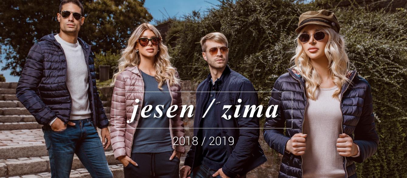 nova kolekcija 2018 jesen/zima