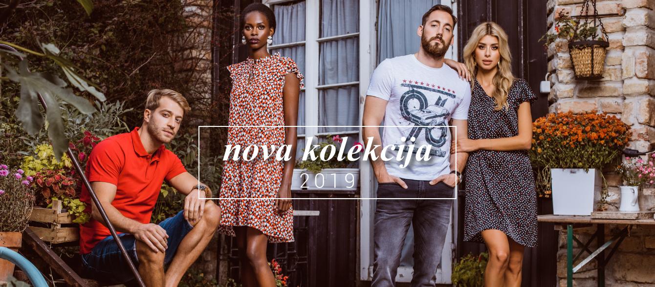 nova kolekcija 2019 prolece/leto