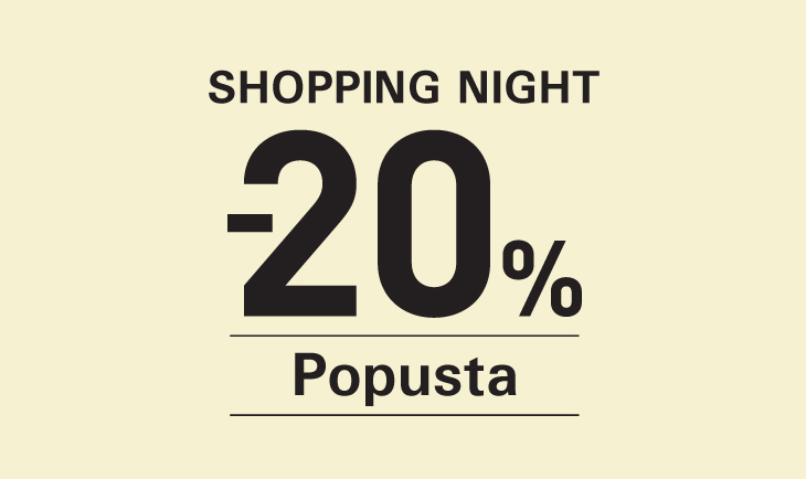 shopping night pancevo