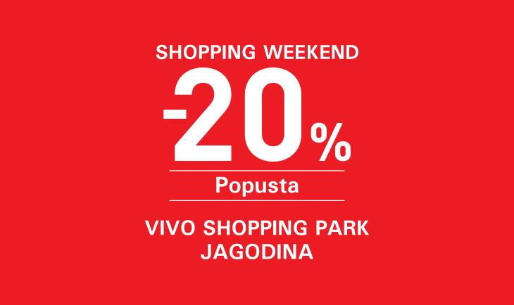 Vivo Shopping Jagodina